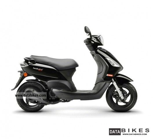 2011 Derbi  Boulevard 50 NEW / NOW Motorcycle Scooter photo