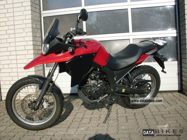 2009 Derbi  Terra 125 80 km / h Motorcycle Lightweight Motorcycle/Motorbike photo