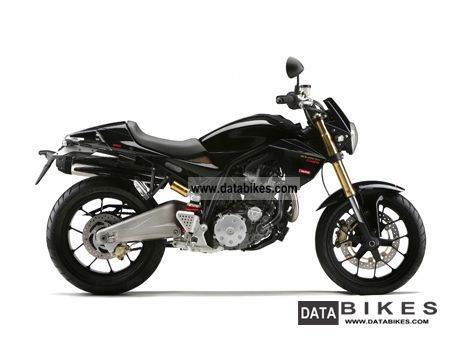 2012 Derbi  Mulhacen 659 Cafe! Projectionist Motorcycle Naked Bike photo