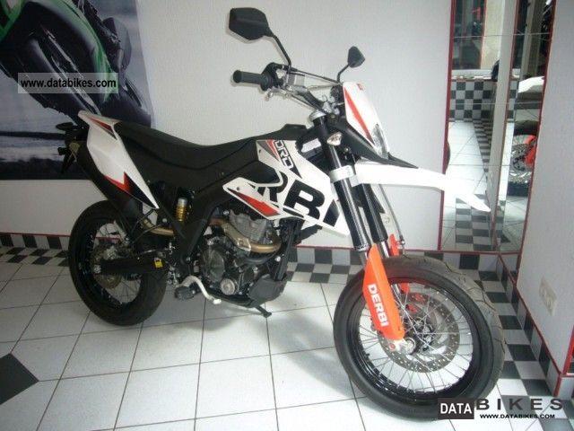 Derbi  Send DRD 125 4T 4V 2011 Super Moto photo
