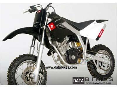 2011 Derbi  Birt Boy Child Cross Motorcycle Pocketbike photo
