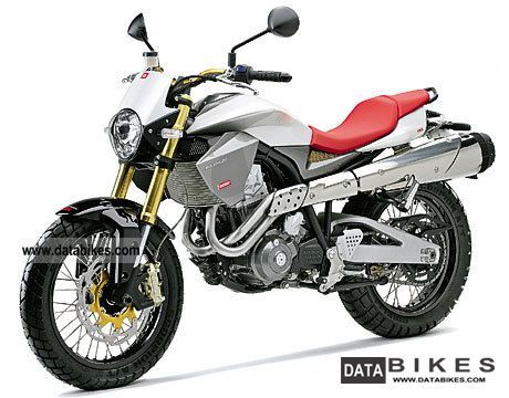 2011 Derbi  Mulhacen 659 day registration TOP Motorcycle Motorcycle photo