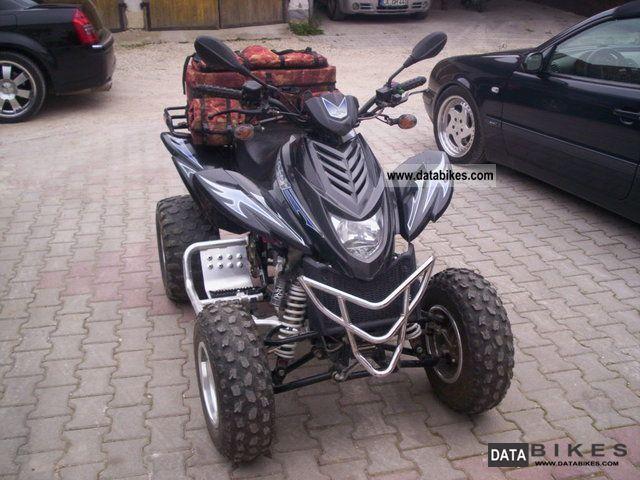 2010 Dinli  300 Motorcycle Quad photo