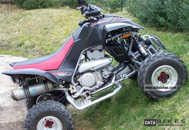 2008 Dinli  904-450 with Subaru engine Motorcycle Quad photo