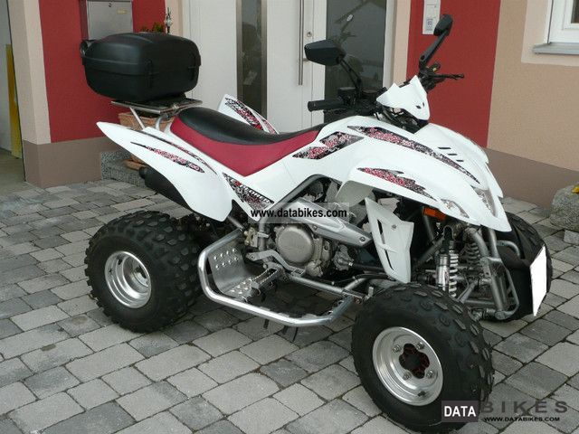 2009 Dinli  Trasher 450 Special Motorcycle Quad photo