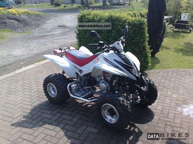 2008 Dinli  Masai Demon 360 Motorcycle Quad photo