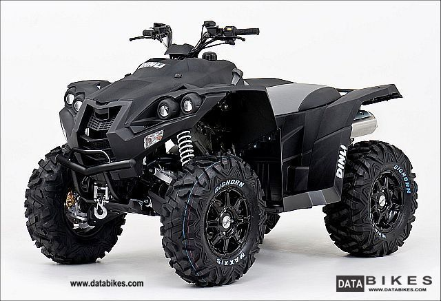 2011 Dinli  Centhor 800EVO 4x4 only 7963, - Motorcycle Quad photo