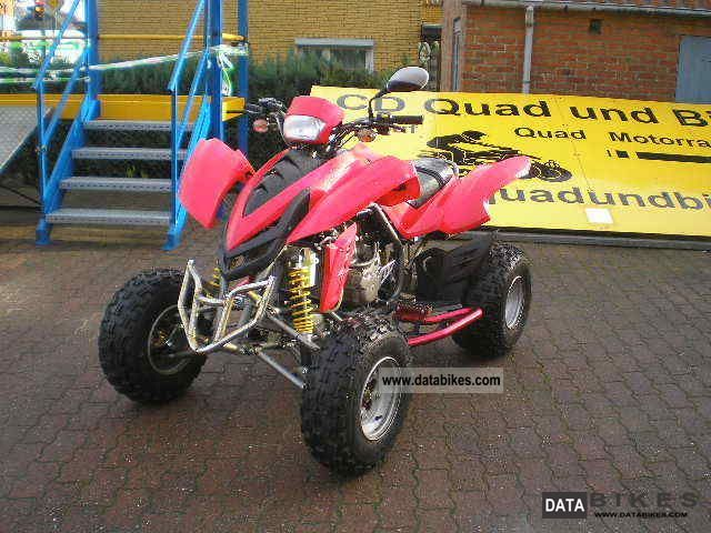 2011 Dinli  450 Sport Motorcycle Quad photo