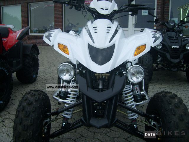 2011 Dinli  450 SPECIAL LOF SUBARU POWER Motorcycle Quad photo