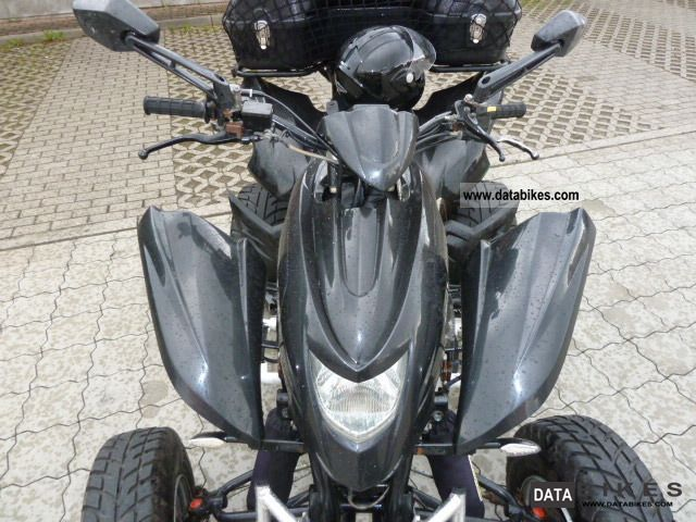 2008 Dinli  901 Motorcycle Quad photo