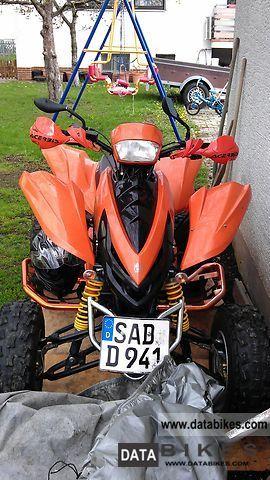2007 Dinli  901/450 Motorcycle Quad photo