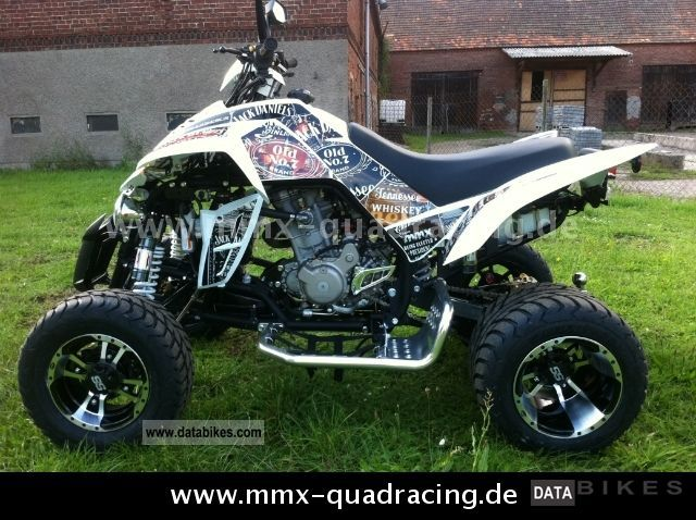 2011 Dinli  450 Special NEW NEW Motorcycle Quad photo