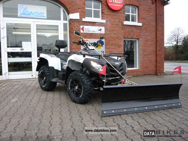 2011 Dinli  Centhor 700 4x4 (LOF and moldboard possible) Motorcycle Quad photo