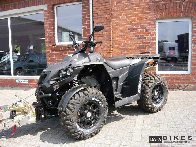 Dinli  Evolution 800 2011 Quad photo