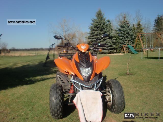 2007 Dinli  DMX 350 Motorcycle Quad photo