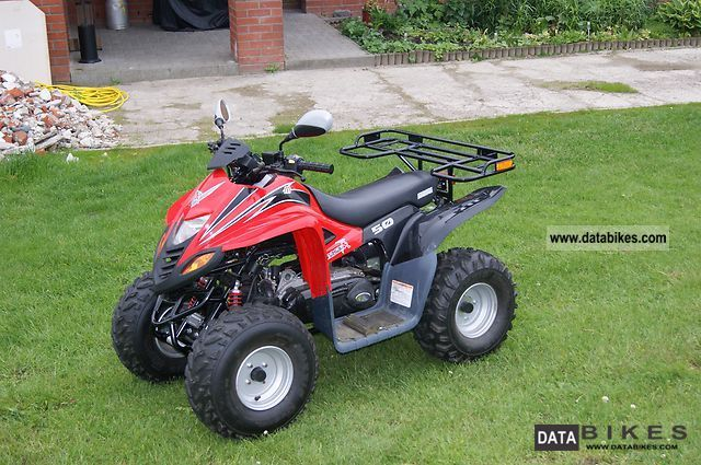 2010 Dinli  Masai l50 Motorcycle Quad photo