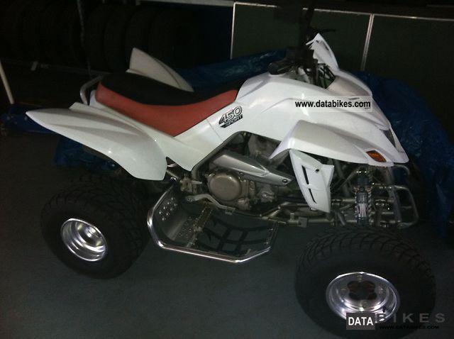 2010 Dinli  901-904 Motorcycle Quad photo