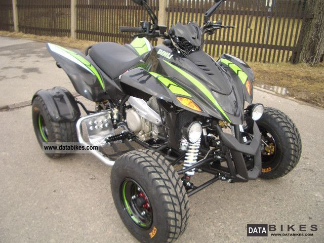 2011 Dinli  450 Special S Motorcycle Quad photo