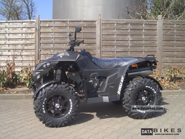 2011 Dinli  EVOLUTION Motorcycle Quad photo