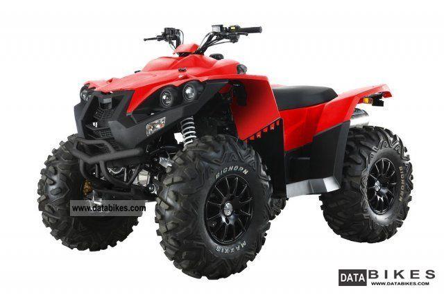 2011 Dinli  EVO 800 LOF new colors! Motorcycle Quad photo