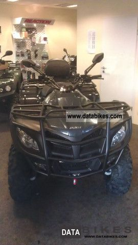 2011 Dinli  PRO 800 L 4x4 Centhor LOF luxury liner for two! Motorcycle Quad photo