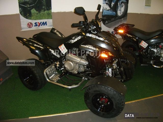 2011 Dinli  450 Sports Special Motorcycle Quad photo