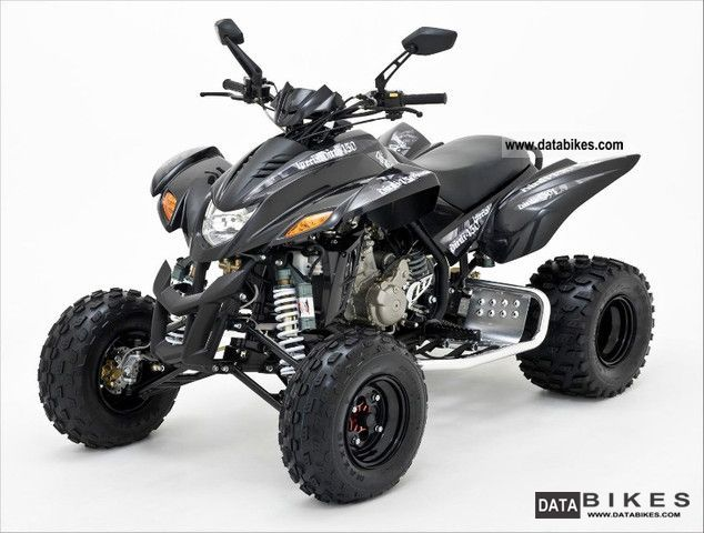 Dinli  Sports 450 Special L.O.F. 2011 Quad photo
