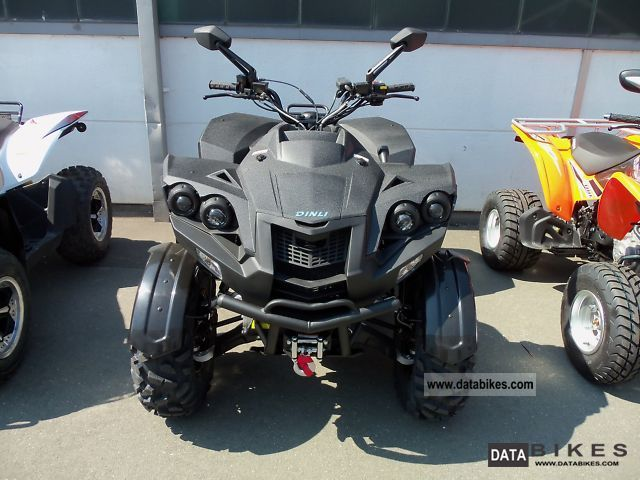 2011 Dinli  EVO 800 LOF Motorcycle Quad photo