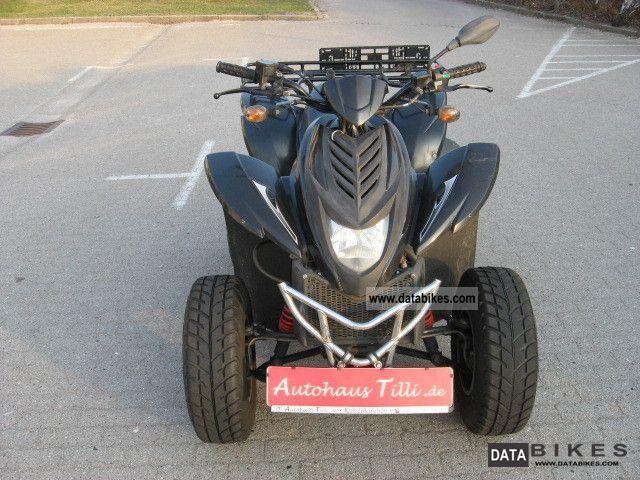 2007 Dinli  Quad 801-270300 TUV NEW! Motorcycle Quad photo