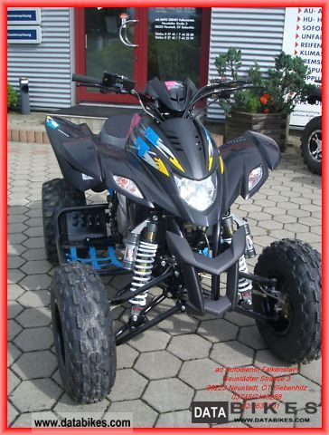 2011 Dinli  Masai 450 Demon / Sport Quad Motorcycle Quad photo