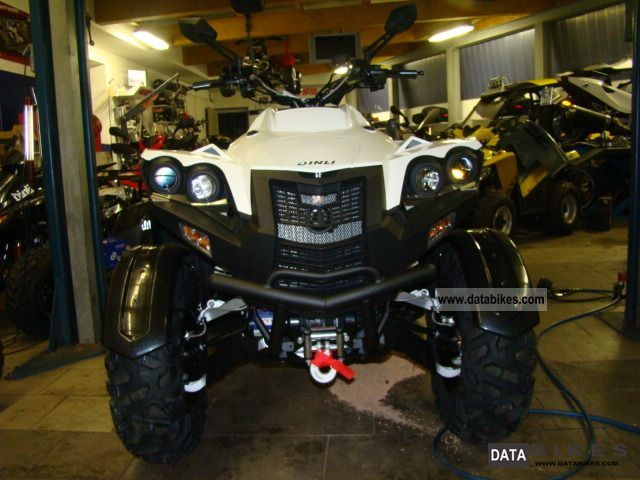 2011 Dinli  EVO800 Motorcycle Quad photo