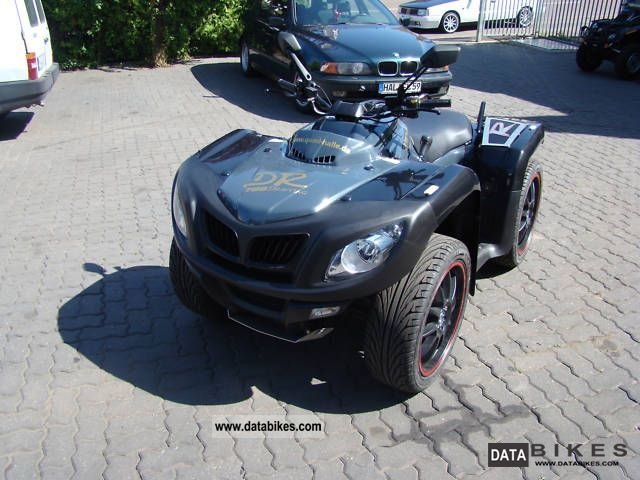 2011 Dinli  DR 700 Drifting Motorcycle Quad photo