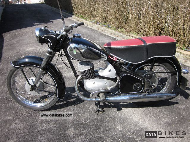 DKW  RT 175 1955 Vintage, Classic and Old Bikes photo