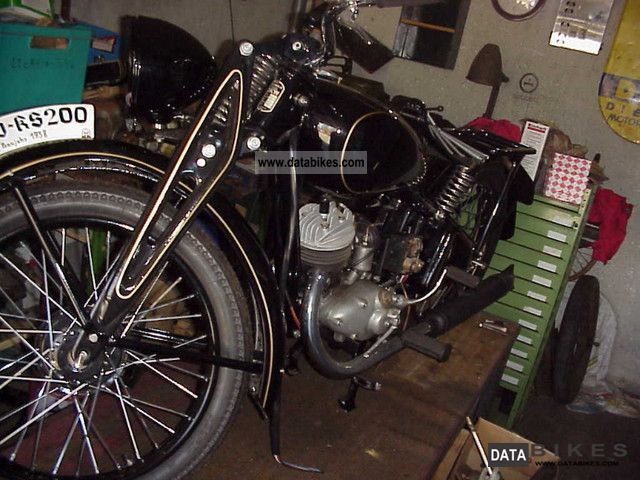 DKW  KS 200 1938 Vintage, Classic and Old Bikes photo