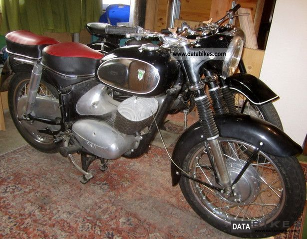 DKW  RT 350 S 1956 Vintage, Classic and Old Bikes photo