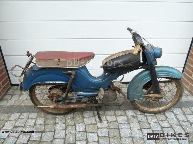 DKW  Super Hummel 1959 Vintage, Classic and Old Bikes photo