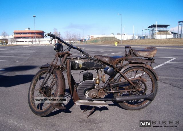 DKW  E206 1928 Vintage, Classic and Old Bikes photo
