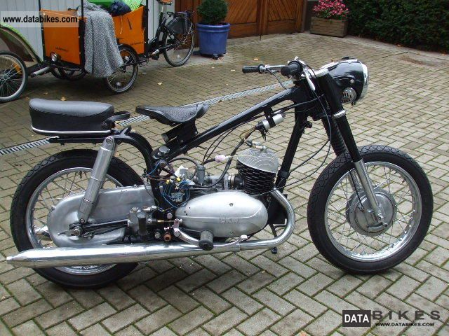 DKW  RT 350 1955 Vintage, Classic and Old Bikes photo