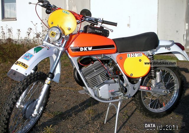 DKW  GS 125 1975 Vintage, Classic and Old Bikes photo