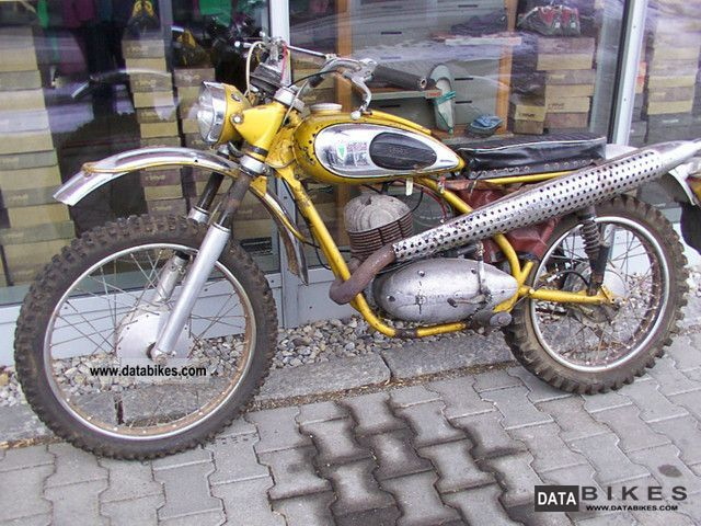 DKW  175 GS with Horex forks 1956 Vintage, Classic and Old Bikes photo