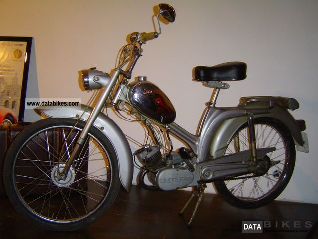 DKW  111 1970 Vintage, Classic and Old Bikes photo