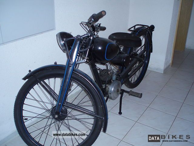 DKW  RT 2.5 1934 Vintage, Classic and Old Bikes photo