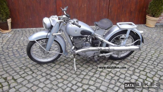 DKW  NZ 500 1940 Vintage, Classic and Old Bikes photo
