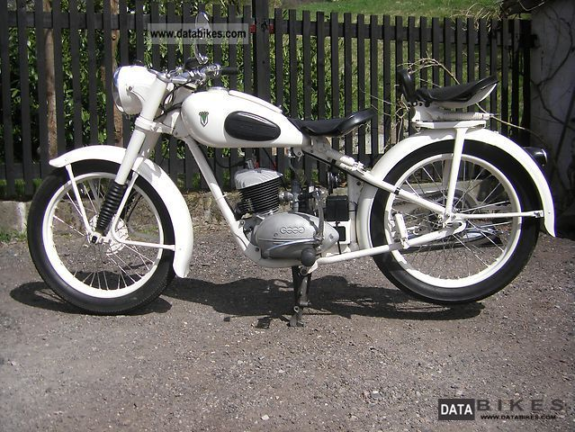 DKW  RT 200 1951 Vintage, Classic and Old Bikes photo