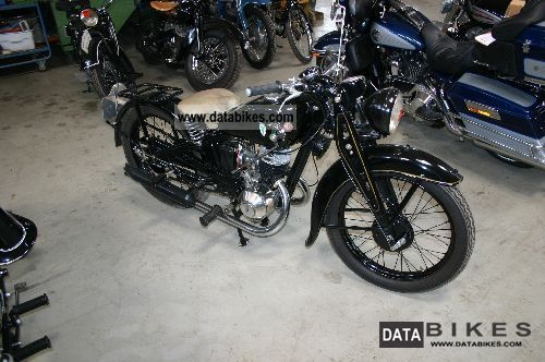 DKW  SB 200 1938 Vintage, Classic and Old Bikes photo