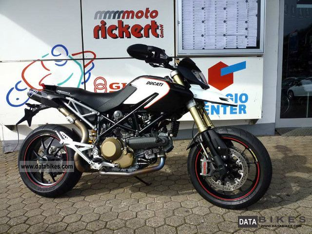 2009 Ducati  1100 S HYPER MOTARD Termignoni CARBON EDITION Motorcycle Motorcycle photo