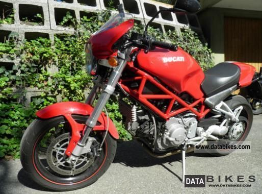 2007 Ducati  Monster S2R Motorcycle Naked Bike photo