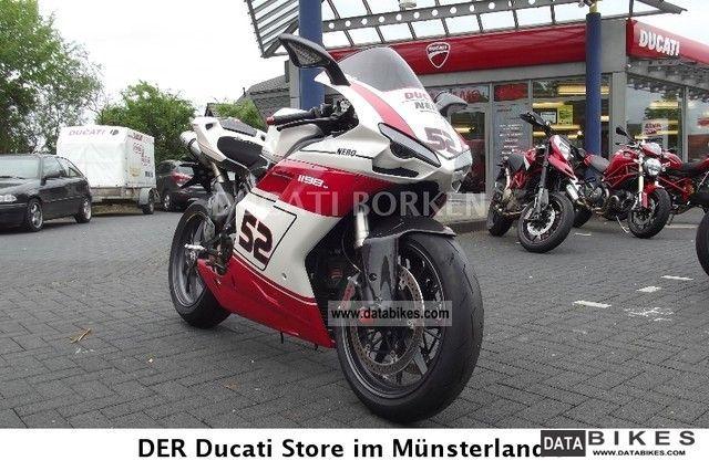 2009 Ducati  1198 Motorcycle Sports/Super Sports Bike photo