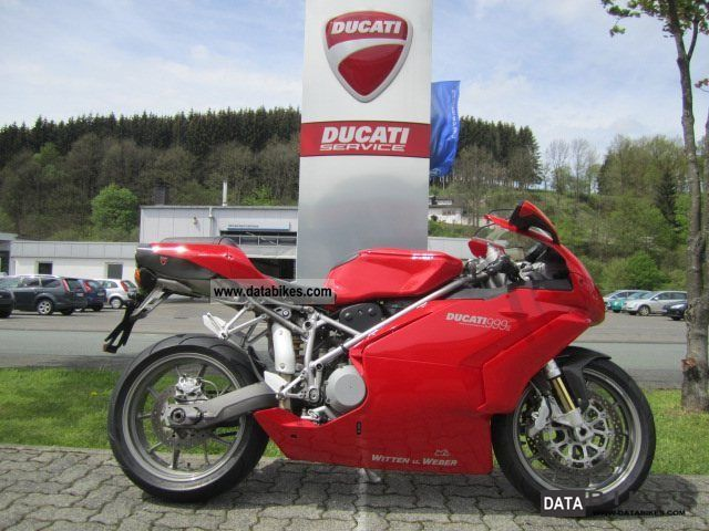 2003 Ducati  999 Motorcycle Sports/Super Sports Bike photo