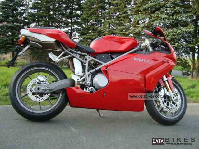 2007 Ducati  Tüv 999 new! Motorcycle Sports/Super Sports Bike photo